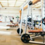 abstract-blur-gym-room